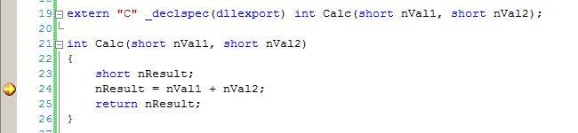 Visual Studio Debugger Step Through Code