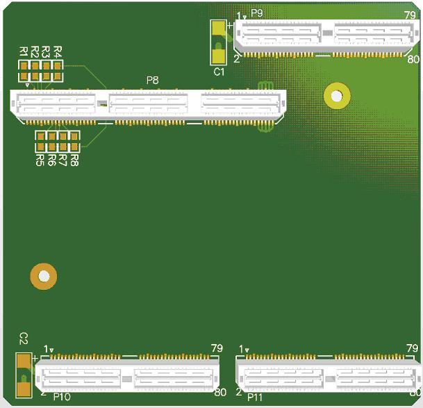 Expansion connectors