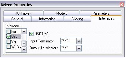 Using USBTMC instruments in ATEasy 7.0