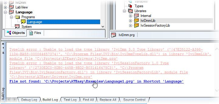 New Error Loading dialog, Log, and a way suppress ActiveX/.Net load or missing files errors