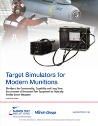 Target Simulators for Modern Munitions