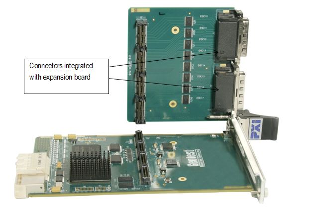 FPGA Card with Expansion Board