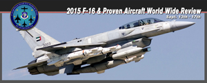 2015 F-16 & Proven Aircraft World Wide Review