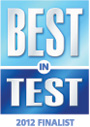 Best in Test 2012 Product Finalists