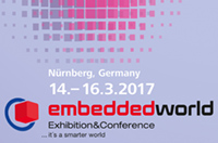 embedded world 2017 Exhibition&Conference