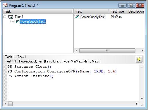 Test Development IDE