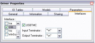 Using USBTMC instruments in ATEasy 7.0