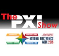 National Electronics Week - PXI Show
