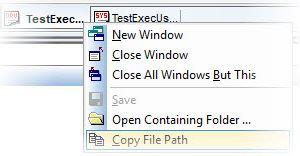 ATEasy 10 Copy File Path