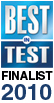 GBATS Best in Test Finalist 2010